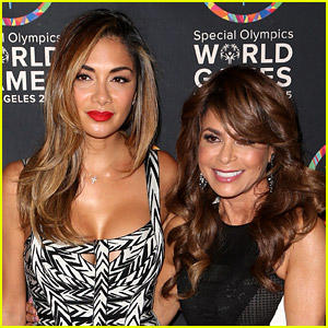 Paula Abdul Explains Why She Included Nicole Scherzinger in That Super Bowl Tweet