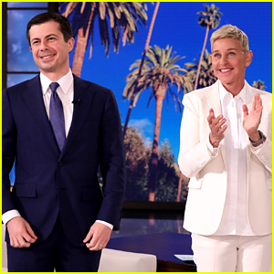 Pete Buttigieg Tells Ellen His Thoughts on Rush Limbaugh's Controversial Comments