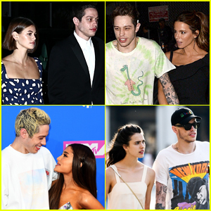 Pete Davidson Speaks About Kaia Gerber Romance, Kate Beckinsale Relationship & Dishes About All His Famous Exes