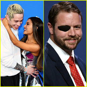 Pete Davidson Takes Back His Apology to Dan Crenshaw & Throws In a Dig at Ex Ariana Grande in Netflix Comedy Specal