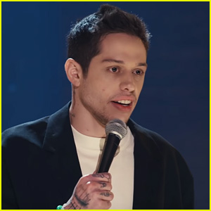 Pete Davidson Lands Netflix Comedy Special & the Trailer Just Arrived - Watch! (Video)