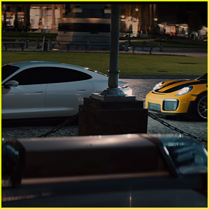 Porsche Super Bowl Commercial 2020: Heist Leads to Car Chase!