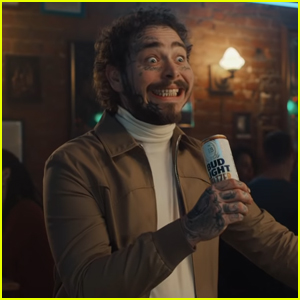Post Malone's Bud Light Super Bowl Commercial 2020 Takes Us Inside His Mind - Watch!