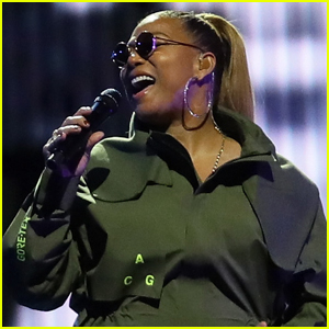 Queen Latifah Honors Kobe Bryant with NBA All-Star Weekend 2020 Performance - Watch Now