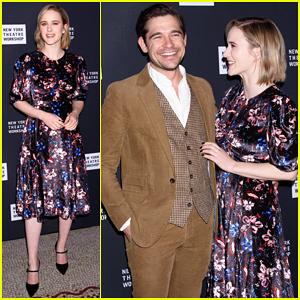 Rachel Brosnahan & Jason Ralph Couple Up at NYTW Gala 2020!