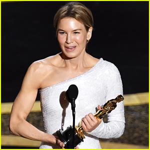 Renee Zellweger Dedicates Best Actress Oscar Win To Judy Garland