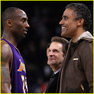 Rick Fox Emotionally Opens Up About Death of Kobe Bryant