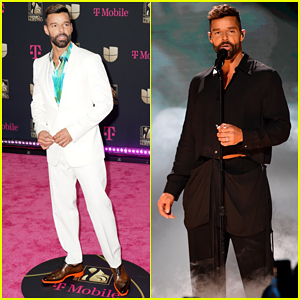 Ricky Martin Gives 'Tiburones' Performance at Univision's Premio Lo Nuestro 2020 - Watch Here!