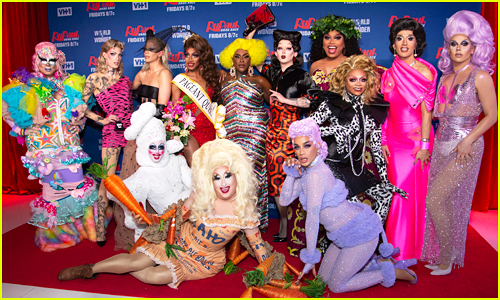 'RuPaul's Drag Race' Season 12 Cast Celebrate Their Big Premiere In NYC - See All The Looks Here!