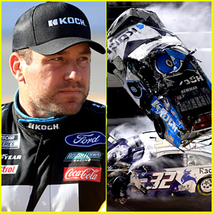 NASCAR Driver Ryan Newman Rushed to Hospital After Major Crash at Daytona 500