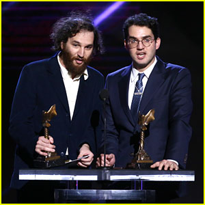 Uncut Gems' Safdie Brothers Win Best Director, Recite Their Speeches at Same Time at Spirit Awards 2020