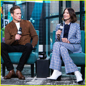 Sam Heughan & Caitriona Balfe Reveal If The Passion Between Jamie & Claire Is Still There on 'Outlander'