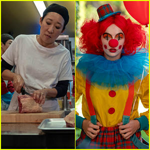 Sandra Oh & Jodie Comer Take On Odd Jobs in 'Killing Eve' Season 3 Pics