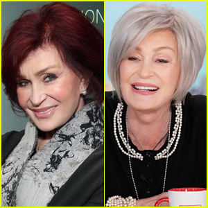 Sharon Osbourne Reveals Why She Dyed Her Hair White After 18 Years of Having Red Hair