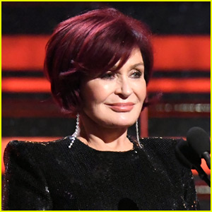 Sharon Osbourne Debuts White Hair After 18 Years of Dyeing It Red Every Week