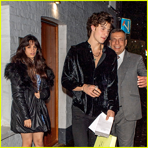 Shawn Mendes & Camila Cabello Go Out for a Valentine's Day Dinner Date!