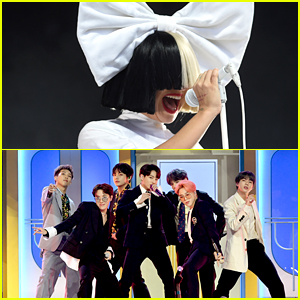 Sia to Collaborate With BTS on New Album 'Map of the Soul: 7' - See the Track List!