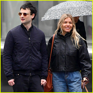 Sienna Miller & Ex Tom Sturridge Step Out After Her Rumored Engagement News