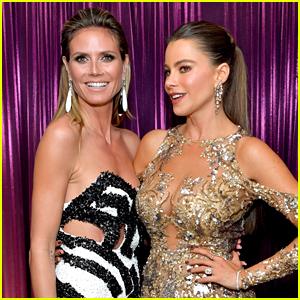 Sofia Vergara & Heidi Klum Join 'America's Got Talent' as Season 15 Judges!
