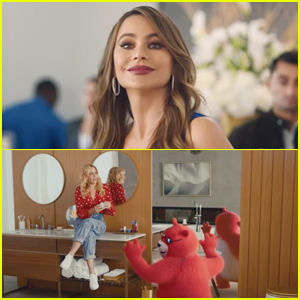 Sofia Vergara's Procter & Gamble Super Bowl Commercial 2020: Lots of Stars Come Together!
