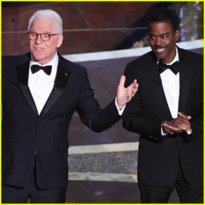 Former Hosts Steve Martin & Chris Rock Call Out Oscars 2020 for Lack of Diversity in Nominees - Watch
