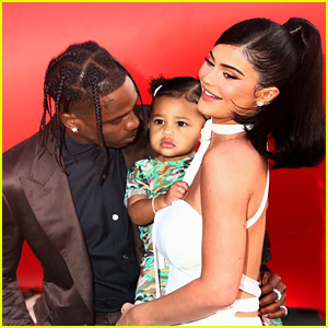 Kylie Jenner Reveals Daughter Stormi Is Allergic to This Food (Video)