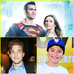 Tyler Hoechlin & Elizabeth Tulloch's Kids Have Been Cast For 'Superman & Lois' TV Series