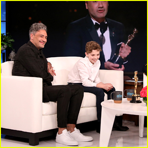 Taika Waititi Tells 'Ellen' He's Moving to Australia to Start Shooting 'Thor: Love and Thunder'!