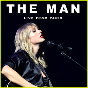 Taylor Swift Drops Live Version of 'The Man' - Watch the Video!