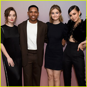 Teen Vogue's Young Hollywood Cover Stars Celebrate the Issue!