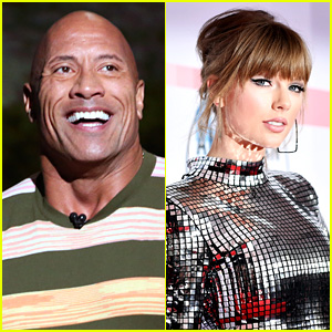 Dwayne 'The Rock' Johnson Speaks Out After Surprise Cameo as The Voice in Taylor Swift's 'The Man' Music Video