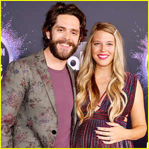 Thomas Rhett & Wife Lauren Welcome Third Daughter - Find Out Her Name Here!