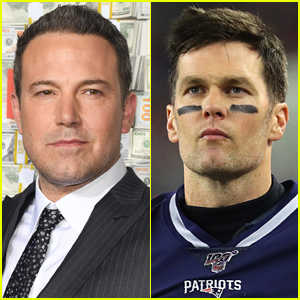 Ben Affleck Reveals Which Emoji Tom Brady Texted Him When Asked About His NFL Future