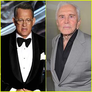 Tom Hanks Yells 'I Am Spartacus' To Honor Kirk Douglas at Oscars 2020