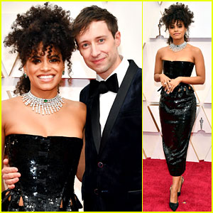 Joker's Zazie Beetz Couples Up with Boyfriend David Rysdahl at Oscars 2020!
