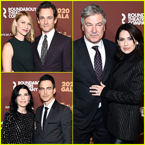These Celeb Couples Made It A Date Night at Roundabout Theater's Gala 2020