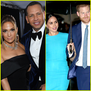Here's What Alex Rodriguez Said About Dinner Double Date Rumors with Prince Harry & Meghan Markle