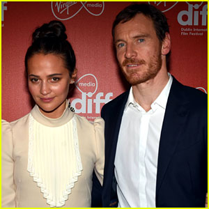 Alicia Vikander & Michael Fassbender Make First Red Carpet Appearance Together in Over Three Years!