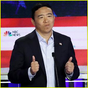 Andrew Yang Endorses Joe Biden for President