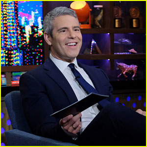 Andy Cohen Will Shoot 'Watch What Happens Live' at Home During Coronavirus Pandemic