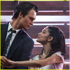 See Ansel Elgort & Rachel Zegler as Tony & Maria in 'West Side Story' Movie!