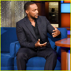 Anthony Mackie Discusses Filming Marvel's 'Falcon & The Winter Soldier' - Watch! (Video)