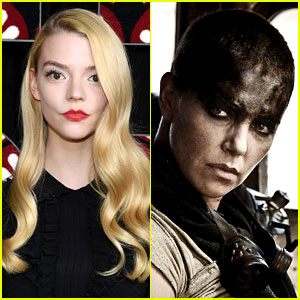 Anya Taylor-Joy Is Being Considered for the 'Mad Max: Fury Road' Spin-Off About Furiosa!