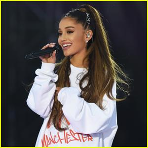 Ariana Grande Begs Fans to Take Coronavirus Seriously