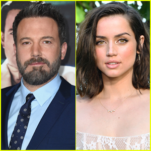 Ben Affleck & Ana de Armas Pack on the PDA During Romantic Walk on the Beach!