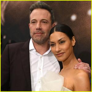 Ben Affleck & Janina Gavankar Premiere 'The Way Back' in L.A.