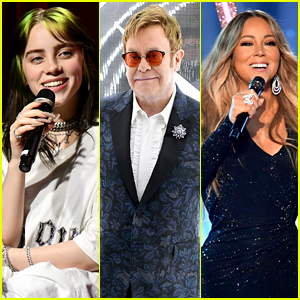 Billie Eilish, Mariah Carey & More Join Elton John's Benefit Concert Dedicated To Front Line Health Workers