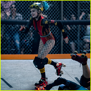 The Roller Derby Scene in 'Birds of Prey' With Margot Robbie Was Made Up Of Real Pros