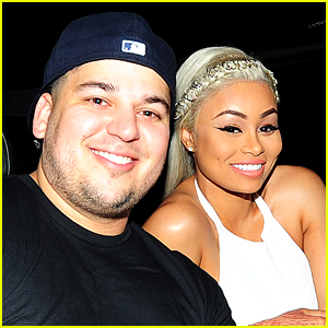 Blac Chyna Publicly Calls Out Rob Kardashian For Dream's Alleged Burns