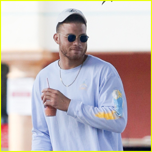 Blake Griffin Makes a Quick Juice Run in Brentwood Amid Pandemic